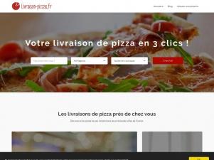 Livraison-pizzas.fr, annuaire des pizzerias qui propose des livraisons à domicile