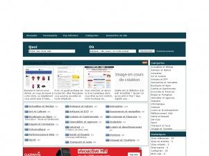Megannuaire L'annuaire costaud du Web