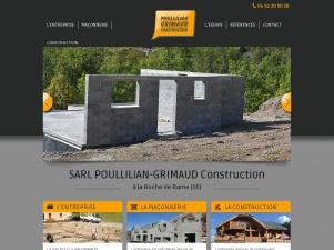 Poullilian Grimaud Construction