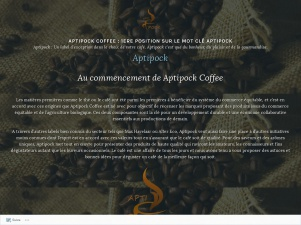 Aptipock Coffee