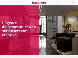 Bosphore, l'agence de communication qui innove
