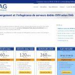 DAG Hébergement & Infogérance