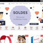 Fundy, boutique en ligne de produits du financement participatif