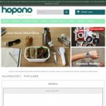 Hopono – boite a tartines