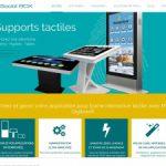 My Social Box : solutions professionnelles pour bornes tactiles