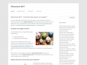 Placement 2017