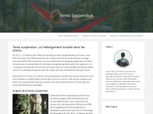 Tente Suspendue : un guide d'achat sur les tentes d'arbres