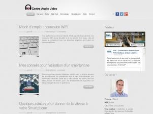Centre Audio Vidéo