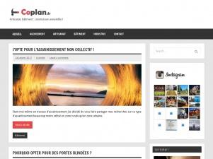 Coplan.fr, blog de construction de maison et de bâtiment.