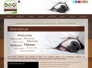 Dog Hôtel Resort, complexe hôtelier pour chiens et chats