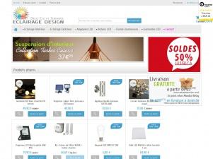 Éclairage Design pour des LED de qualité