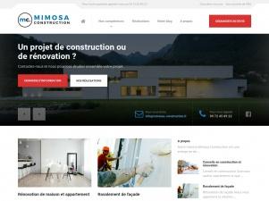 Entreprise batiment Antibes – Mimosa Construction