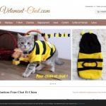 La Boutique Vêtement-Chat Habille Chien et Chat