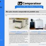Le Comparateur – Comparatifs des Meilleurs Produits