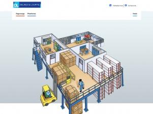 Rangement-industriel.com: Un système de rangement novateur