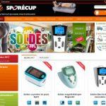 Sporécup, appareils d'électrostimulation moins chers