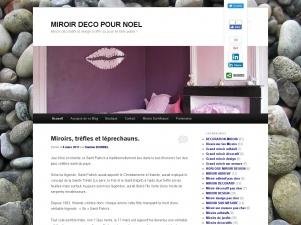 Blog décoration miroir