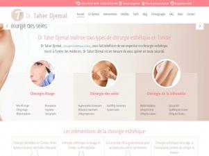 Dr taher Djemal : Abdominoplastie Tunisie