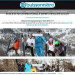 ESI Buissonnière, école de ski à Serre Chevalier Villeneuve