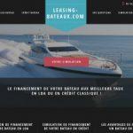 Leasing Bateaux pour financier l'achat de votre bateau