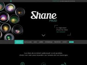 Shane Prod – La location de matériel audiovisuel avant-gardiste