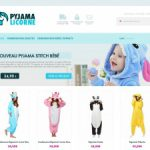 Boutique de pyjama licorne