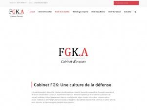 Cabinet d'avocats JGKA à Marseille