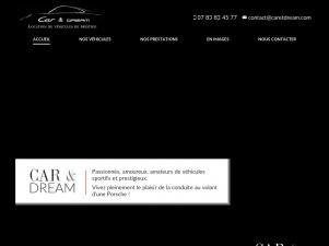 Car and Dream Location de voitures de Prestige et Luxe