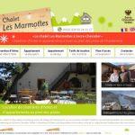 Chalet Les Marmottes, chambres d'hôtes et appartements