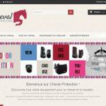 Cheval Protection: équipement pour cheval et cavalier de la marque Veredus