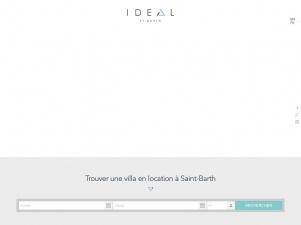 Ideal St Barth – Location St Barth