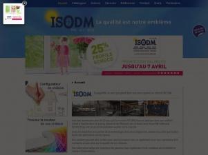 ISO DM: fabriquant de volet, fenêtre et châssis