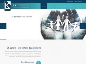 LK Conseil, cabinet de conseil en gestion de patrimoine