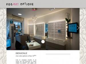 Regart Optique, boutique de lunettes de créateurs