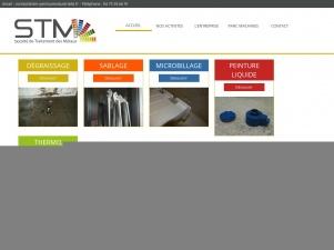 STM : peintures industrielles en Drôme Ardèche