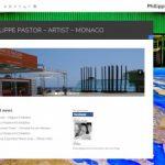 Tout sur les réalisations du peintre Philippe Pastor
