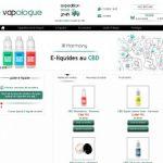 Vapologue.fr : Le choix en CBD et E-Liquides