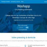Washapp : une application pressing qui vous simplifie la vie !