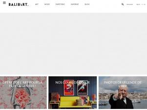 Balibart site de vente de tableaux d'arts