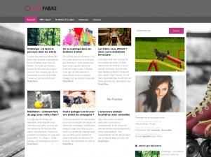 Celine fabas, le site dédié au sport, aux loisirs et aux animaux