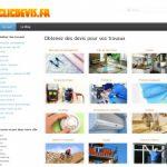 Clicdevis.fr, tous les devis pour travaux de maison