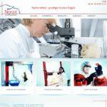 Laboratoires Noroit, équipements de sécurité biomédicale et industrielle
