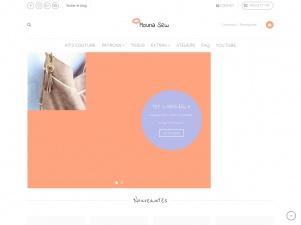 Mouna Sew, Patron et Kit Couture