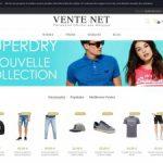 Vente-Net, magasin de mode pour Homme et Femme