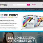 Rue du Print, spécialiste des supports publicitaires