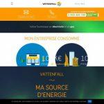 Vattenfall, Fournisseur d'électricité et de gaz pour professionnels