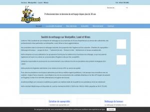 Acxelnet, entreprise de nettoyage