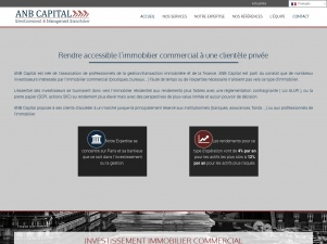 ANB Capital, gestion immobilière à Paris