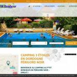 Au P'tit Bonheur Camping Périgord Noir Dordogne