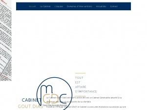 Cabinet Gout Dias Avocats Associés